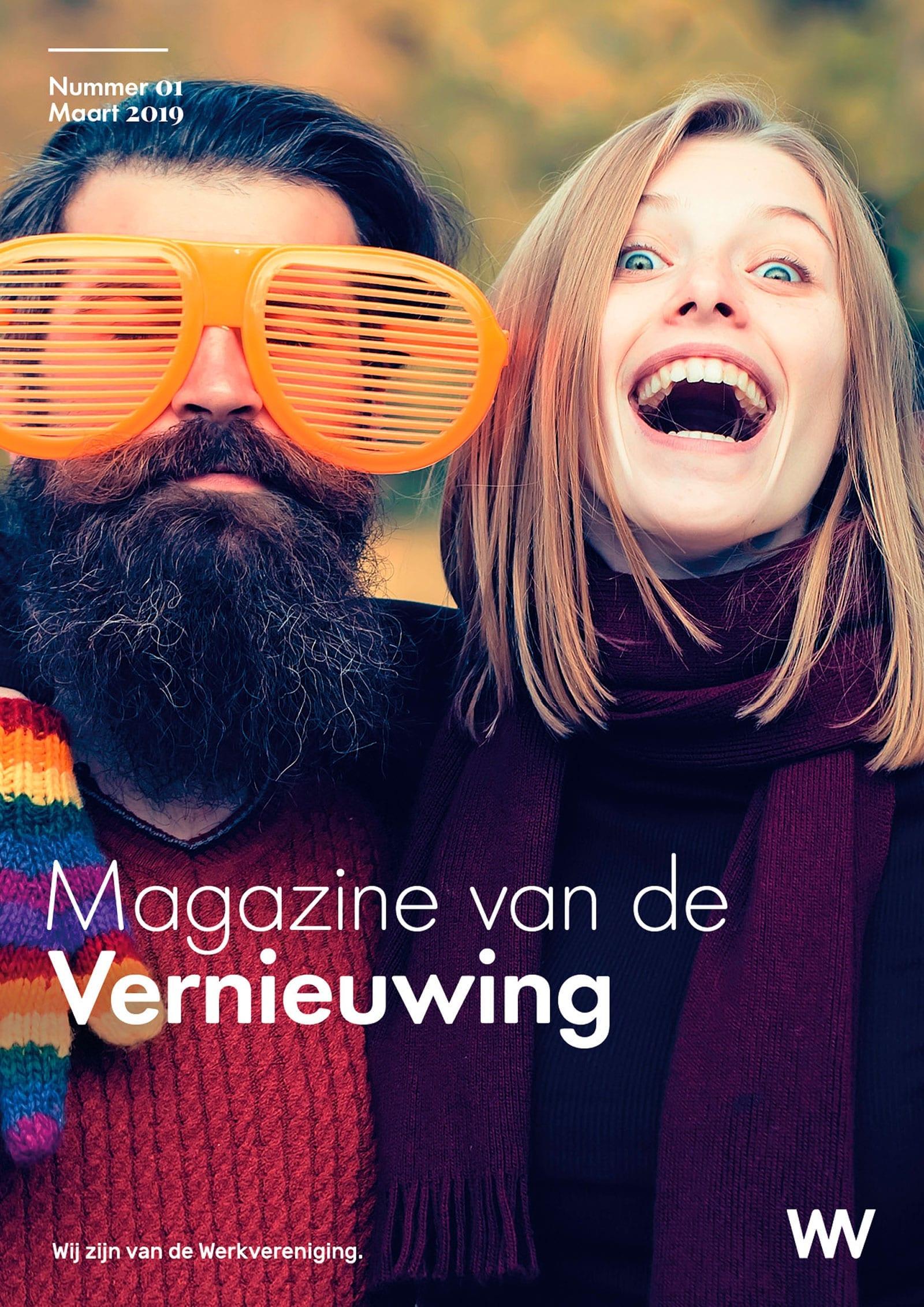 Magazine van de Vernieuwing