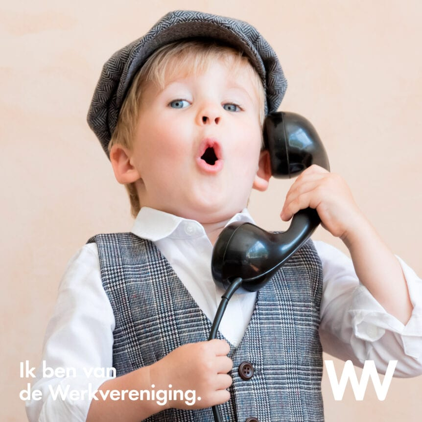 Werken aan Nederland podcast - Werkvereniging